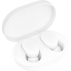 Беспроводные наушники TWS Xiaomi Mi True Wireless Earbuds Basic Белые (TWSEJ02LM) EAC