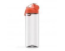 Бутылка для воды тритановая Full Life Hello Life Tritan Sports Cup 620ml оранжевый
