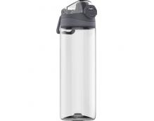 Бутылка для воды тритановая Full Life Hello Life Tritan Sports Cup 620ml серый