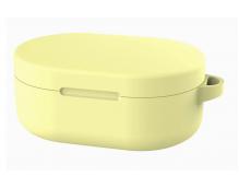 Чехол для наушников Xiaomi Airdots / Airdots S желтый