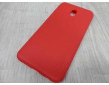 Чехол-накладка Сherry STRIPE для Xiaomi Redmi NOTE 8T (2019) красный