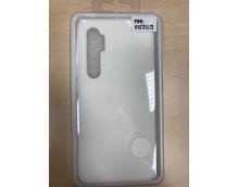 Чехол NANO силикон для Xiaomi Mi NOTE 10 LiTE белый