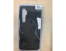Чехол NANO силикон для Xiaomi Mi NOTE 10 LiTE (2020) чёрный