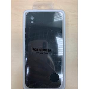 Чехол NANO силикон для Xiaomi Redmi 9A чёрный