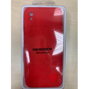Чехол NANO силикон для Xiaomi Redmi 9A красный