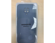 Чехол NANO силикон для Xiaomi Redmi NOTE 9 PRO/9S серый