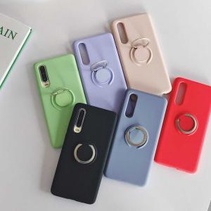 Чехол RING кольцо-держатель для Xiaomi NOTE 8 PRO (2019) в ассортименте