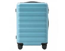 Чемодан 90 Points Rhine Flower Suitcase (20 дюймов, индиго)
