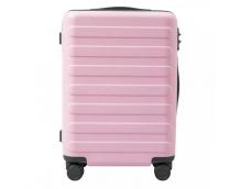 Чемодан 90 Points Rhine Flower Suitcase (20 дюймов, розовый)