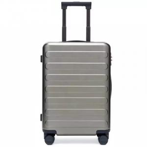 Чемодан Ninetygo Business Travel Luggage 28 Light Grey