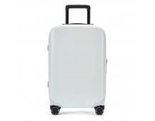 """Чемодан NINETYGO Iceland Luggage 20"""" Белый"""