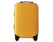 """Чемодан NINETYGO Iceland Luggage 20"""" Желтый"""
