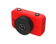 Детский фотоаппарат с 4K разрешением Children's FUN camera X17 красная