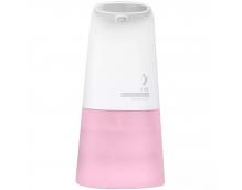 Диспенсер дозатор для мыла Xiaomi Auto Foaming Hand Wash розовый