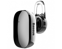 Гарнитура Bluetooth Baseus Encok Mini Wireless A02 NGA02-0A (серебро)