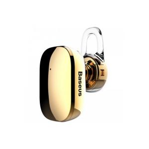 Гарнитура Bluetooth Baseus Encok Mini Wireless A02 NGA02-0V (золотой)