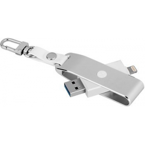 Картридер Momax Elite Lightning Card Reader MicroSD (CL1)