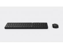 Комплект клавиатура + мышь Xiaomi MIIIW Mouse & Keyboard Set Black