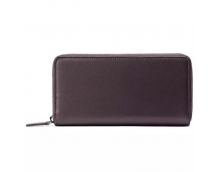 Кошелек Xiaomi 90 Points simple top Layer calf leather Clutch ( brown)