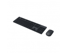 Мышь и клавиатура Xiaomi Wireless Keyboard and Mouse Set Black (Черный) (WXJS01YM)