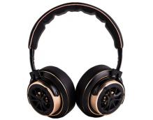 Наушники 1MORE Triple Driver Over-Ear H1707 (1More, черно-золотой)