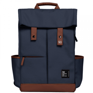 Рюкзак 90 Points Energy College Casual Backpack (Синий)