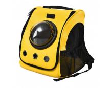 Рюкзак сумка для животных Xiaomi Little Beast Star Pet School Bag Breathable Space (XN11-5001) Yellow