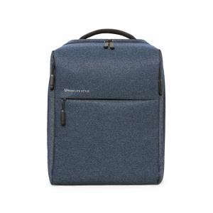 Рюкзак Xiaomi Minimalist Urban Life Style Backpack (DSBB01RM) (Темно-Синий)
