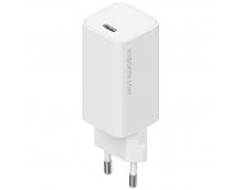 Сетевое зарядное устройство USB Type-C 65W Fast Charger with GaN (GK-65W-A+C)