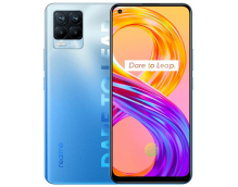 Смартфон Realme 8 Pro 6/128GB Blue (RMX3081)