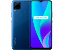 Смартфон Realme C15 4/64 Морской синий (RMX2180)