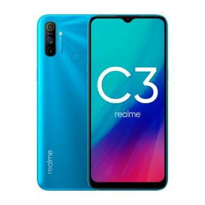 Смартфон Realme C3 3/64 Blue (Синий)
