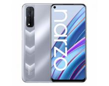 Смартфон Realme Narzo 30 6/128Gb Silver (RMX2156)