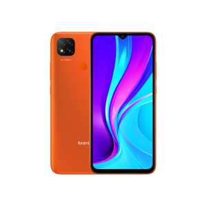 Смартфон Xiaomi Redmi 9C 3/64 NFC Sunrise Orange RU M2006C3MNG
