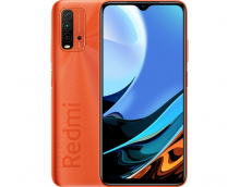 Смартфон Xiaomi Redmi 9T 4/64 Orange NFC (M2010J19SY)