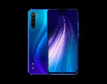 Смартфон Xiaomi Redmi Note 8 2021 4/64Gb Neptune Blue RU