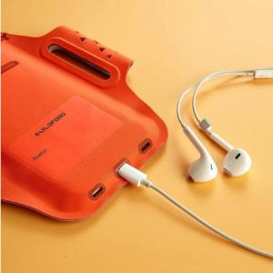 Спортивный чехол на руку для смартфона Xiaomi Guildford 5.5-6.0 orange
