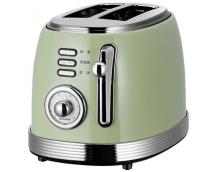 Тостер Qcooker Retro Toaster (зеленый) (CR-DSL01)