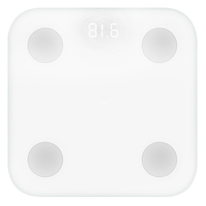 Умные весы Xiaomi Mi Body Composition Scale XMTZC02HM (white)