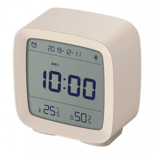 Умный будильник Qingping Bluetooth Alarm Clock бежевый (CGD1)