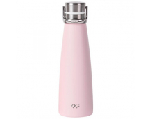 Умный термос Xiaomi kiss Kiss Fish Light Smart Insulation (Розовый)