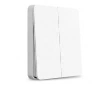Умный выключатель двухклавишный Yeelight Smart Switch Light (YLKG13YL)