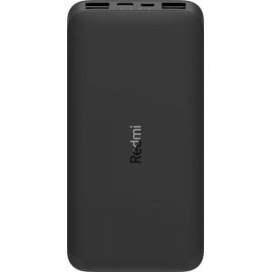 Внешний аккумулятор Xiaomi Redmi Power Bank 10000 mAh черный PB100LZM