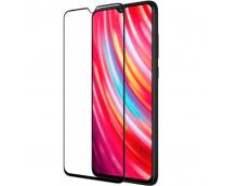 Защитное стекло Full screen /A+  для Xiaomi Redmi NOTE 9 PRO/9S (2020) черный