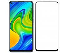 Защитное стекло Full screen /A+  для Xiaomi Redmi NOTE 9/Redmi 10X-4G черный