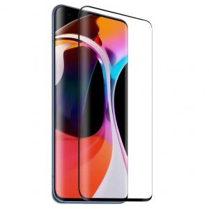 Защитное стекло Full screen для Xiaomi Mi 10 LiTE (2020) чёрный