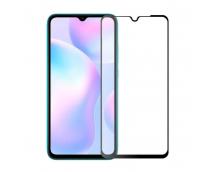 Защитное стекло Full screen для Xiaomi Redmi 9A (2020) черный