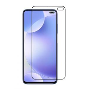 Защитное стекло Full screen для Xiaomi Redmi K30 черный