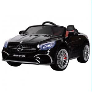 Детский электромобиль Mercedes-Benz SL65 Черный краска