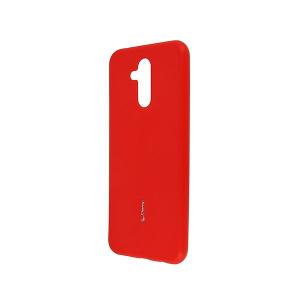 Силиконовая накладка Cherry для Huawei MATE 20 LiTE красный